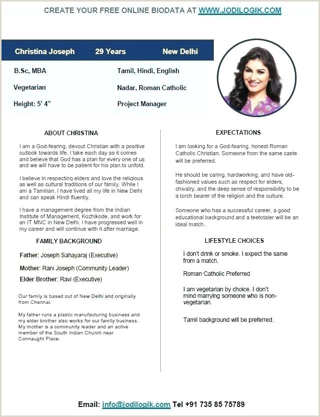 Bio Data form In Ms Word Biodata Template Free Download Template Word Marriage