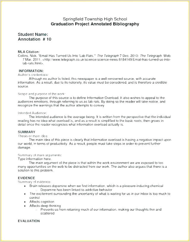 sample biography template for students