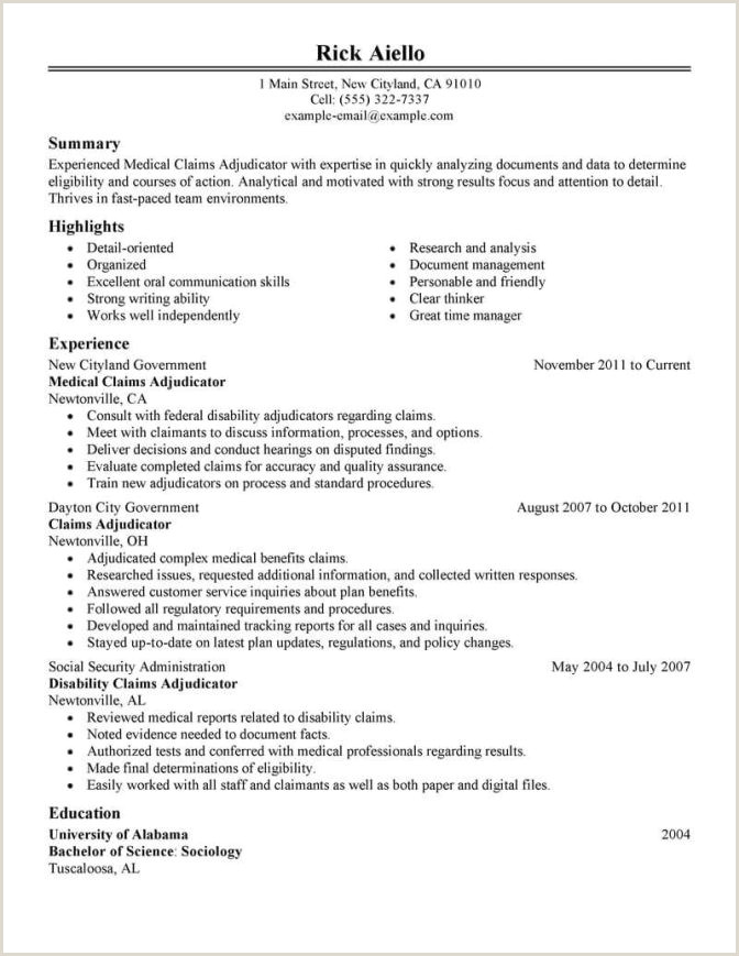 Field Technician Resume Sample New Medical Records Objective