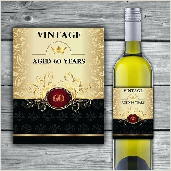 Wine Bottle Label Template Word Wedding Labels Anniversary