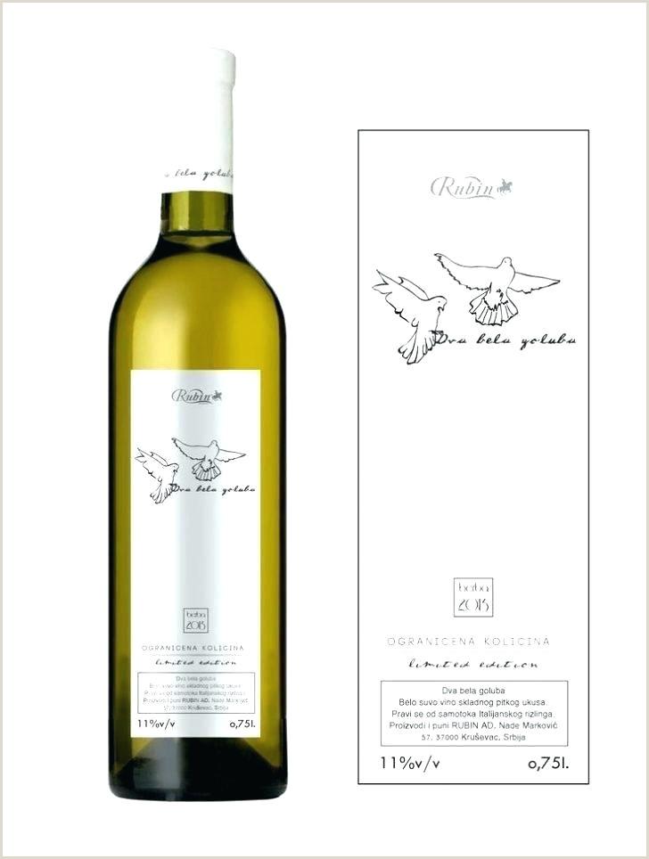Wine Label Template Templates Bottle Design Wine Bottle