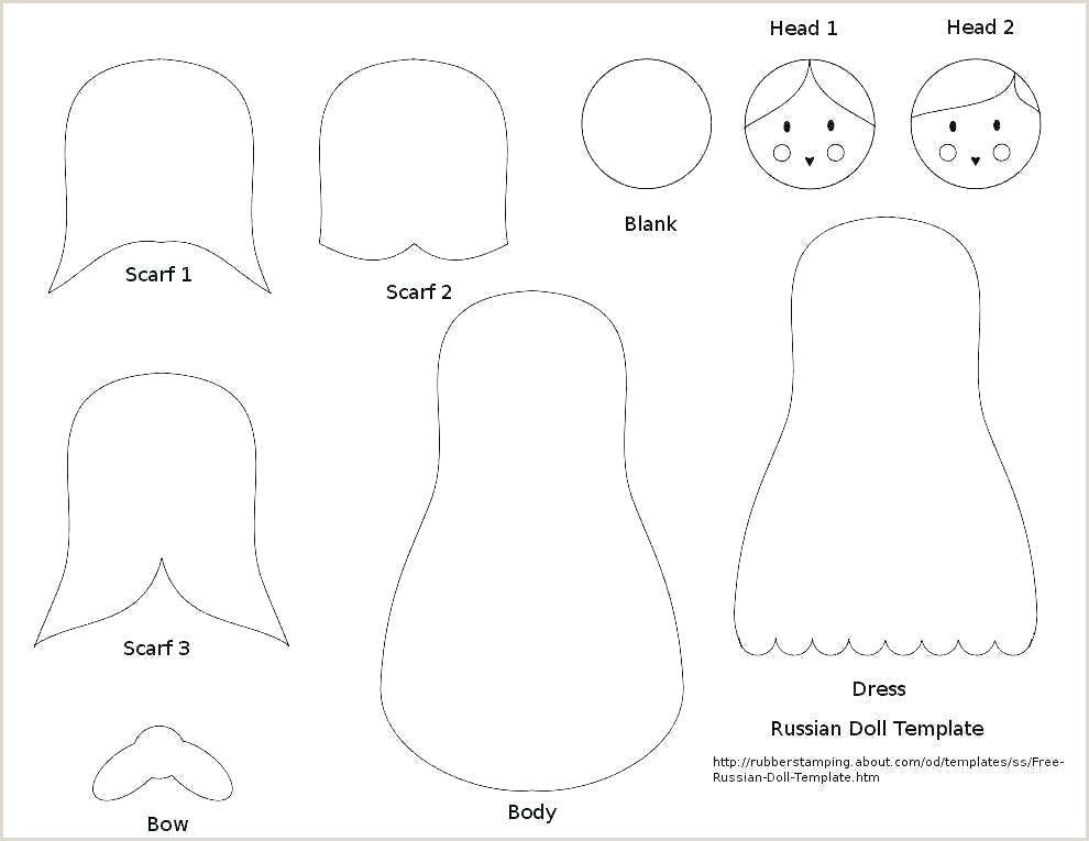 Blank Female Body Template Art Doll Template Female Paper – Affordacart