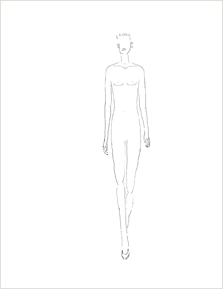 Blank Female Body Template Blank Human Body Template – Hitachicustomersupportfo