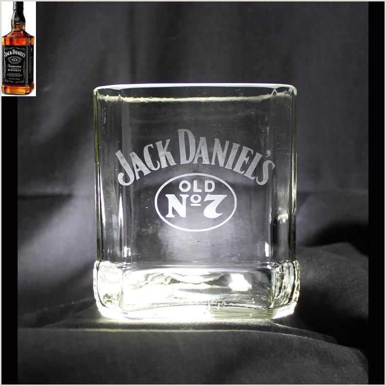 Jack Daniel s Whisky Premium Rocks Glass Father s Day Gift Wedding Gift Groomsman Gift Anniversary Gift Whiskey Glass