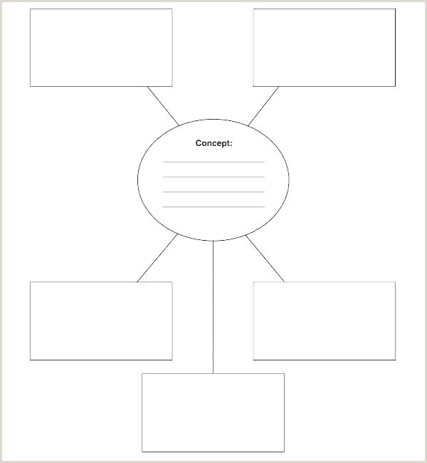 Blank Nursing Concept Map Template Concept Map Template for Nursing – Grupofive