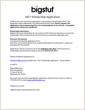 Thank you for your interest in applying for a scholarship to