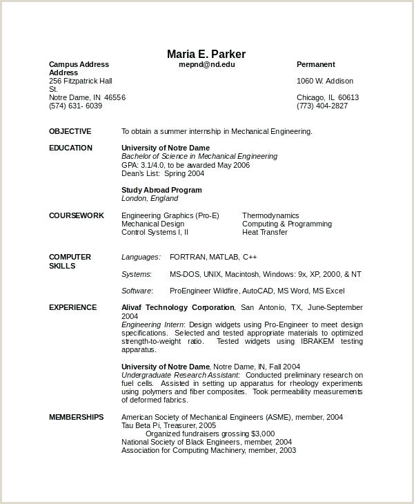 free resume templates pdf – growthnotes