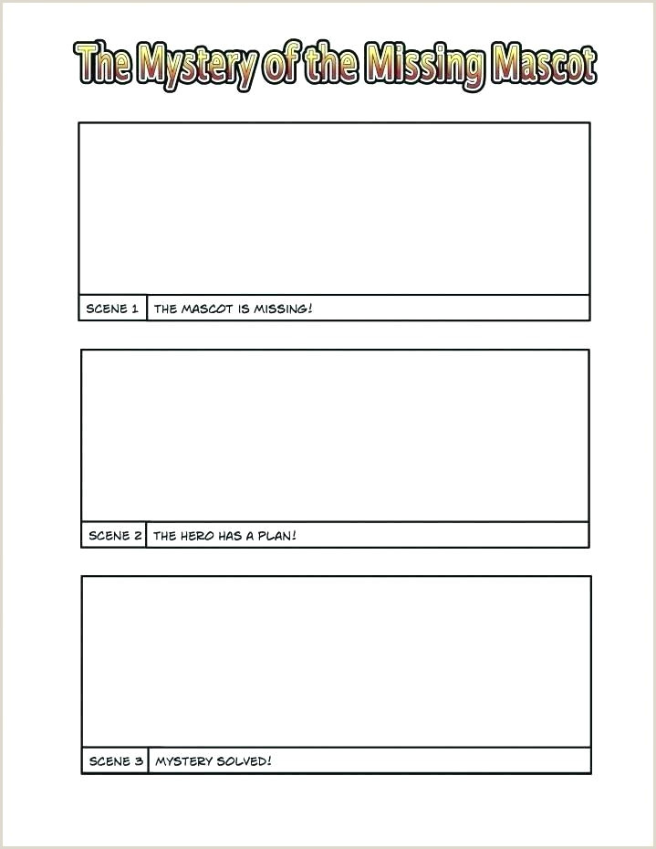 Blank Storyboard Template Pdf Web Storyboard Template