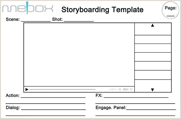 Blank Storyboard Template Pdf Website Template Pdf Free Responsive Church Website