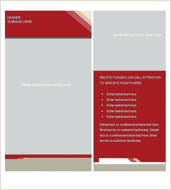 Brochure Template Word Elegant Blank Maker Archives