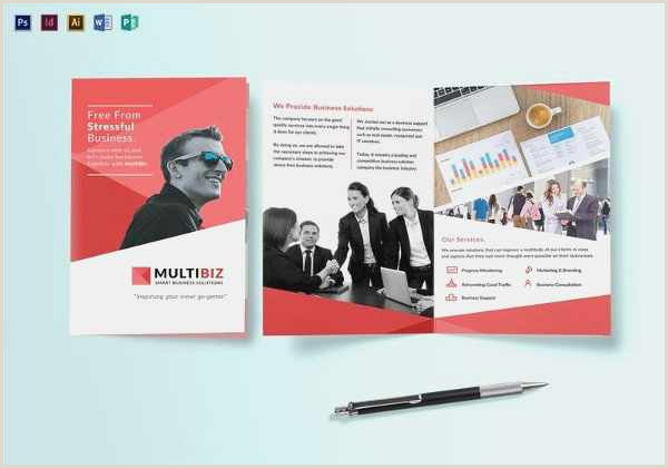 Blank Tri Fold Brochure Template Free Download 60 Blank Tri Fold Brochure Template Simple