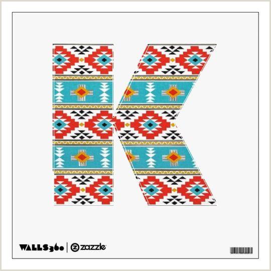 Buchstabe Letter K Southwesty