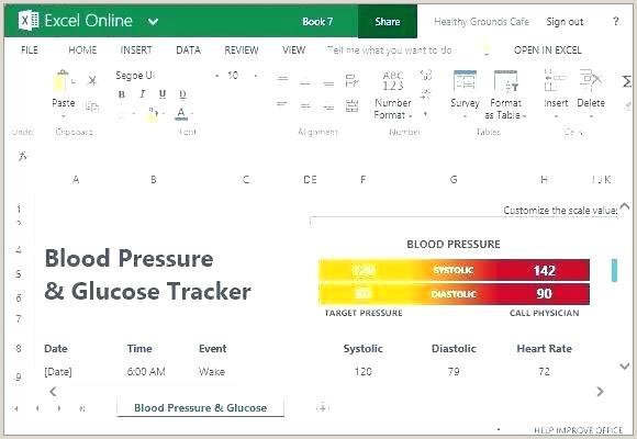 Blood Pressure Log Excel Blood Pressure Graphs Excel – Luisviol