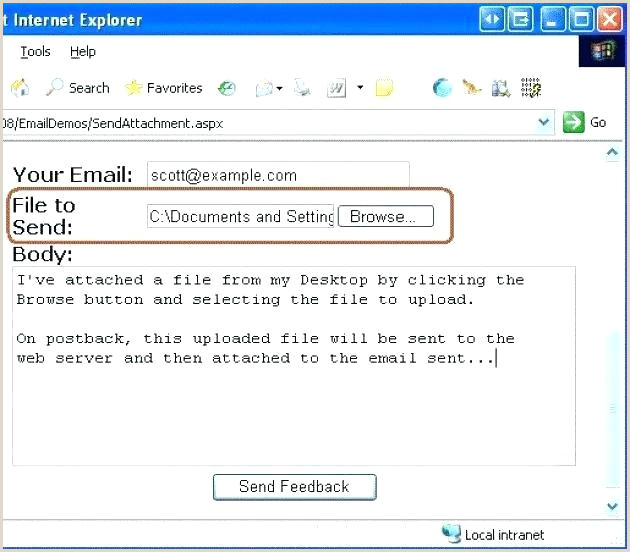 Body Of Email when Sending Resume Template for Emailing Resume – Wikirian