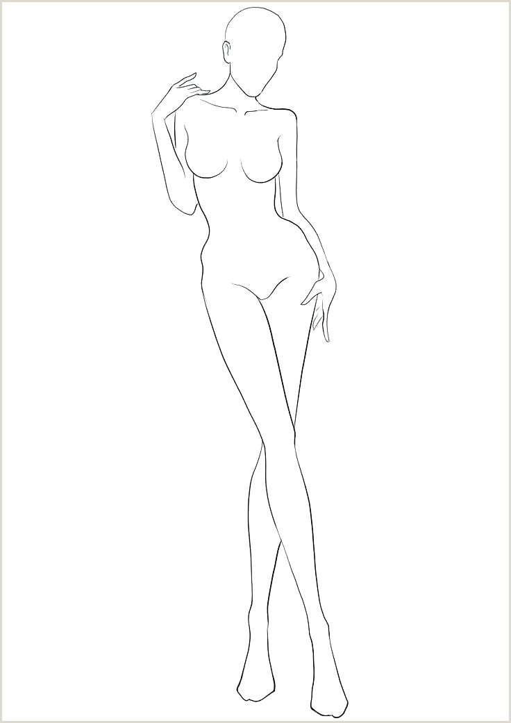 model outline for fashion design – jeannettecliftgeorge