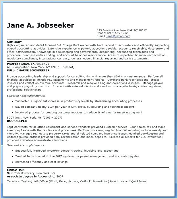 Bookkeeping Procedures Template Job Policies And