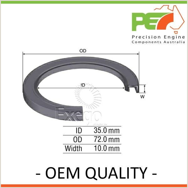 OEM QUALITY OIL SEAL FRONT INNER AXLE CV FOR SUZUKI MIGHTY