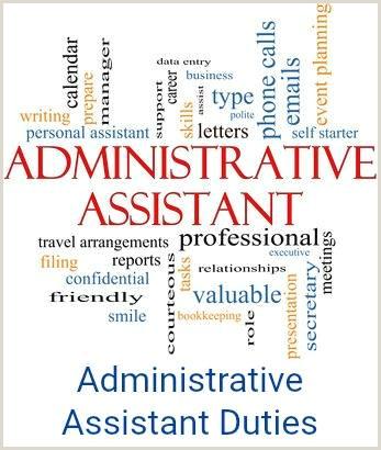 Branch Manager Job Description Administrative assistant Duties