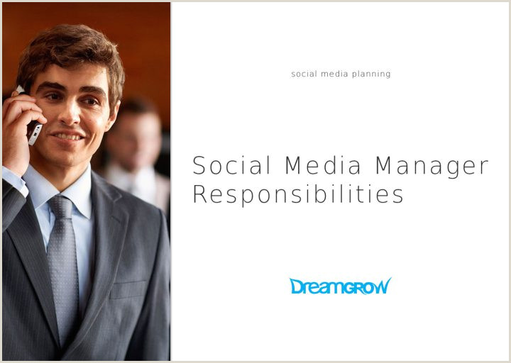 Branch Manager Job Description social Media Manager Responsibilities You Need to Know