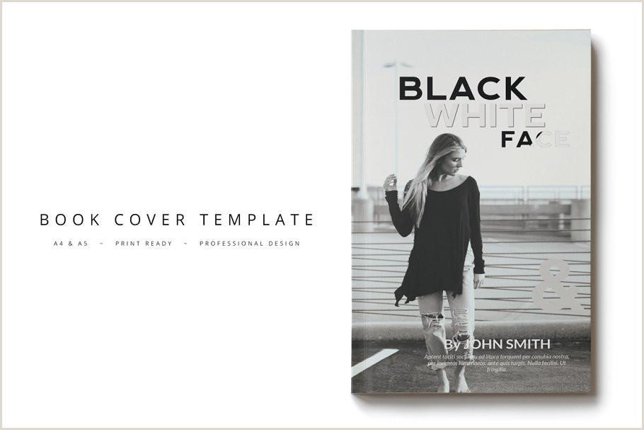 Book Cover Template 20