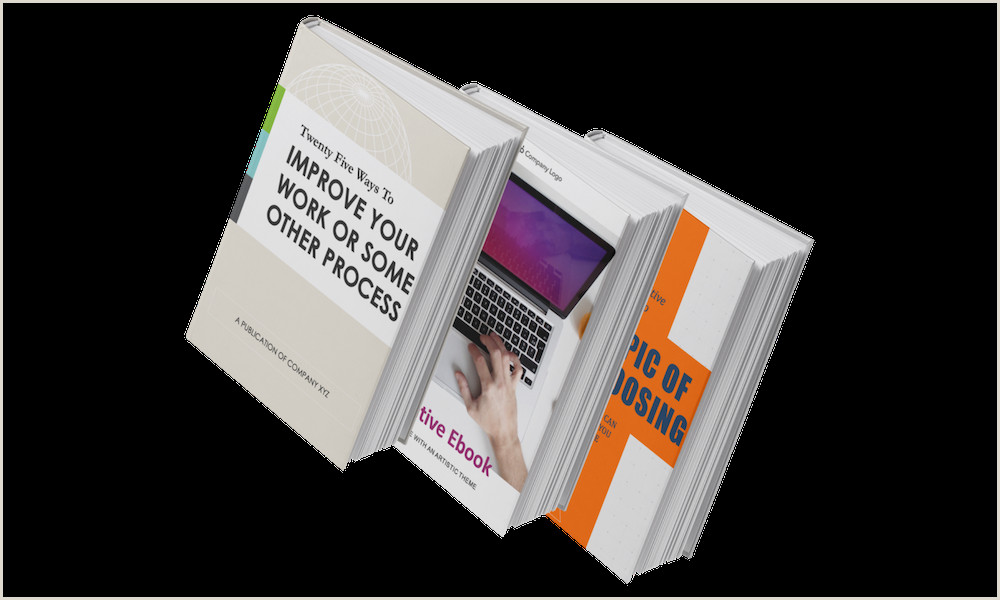 Photo of Brand Guidelines Book Template