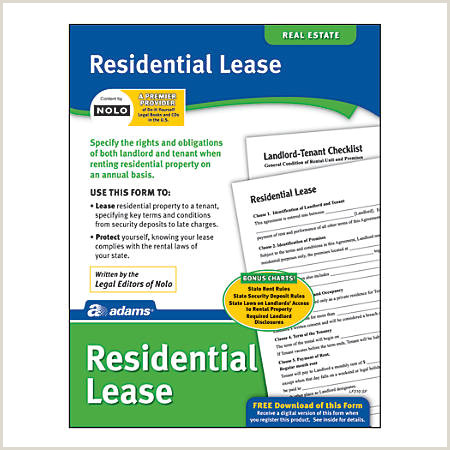 Breaking Lease Agreement Template Real Estate Leases & Landlord forms