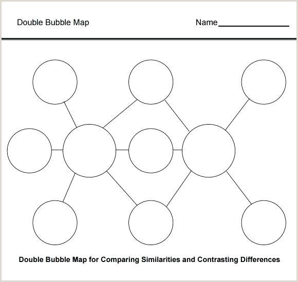 bubble map template pdf