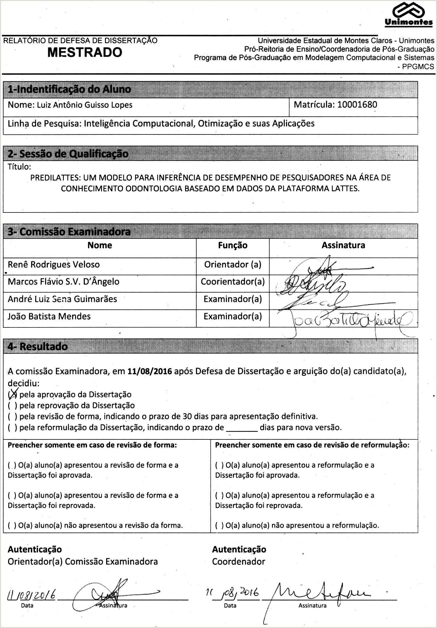 Luis Ant´nio Guisso Lopes PDF