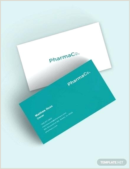 Free Blank Business Card Templates Word Pharmacy Template Psd