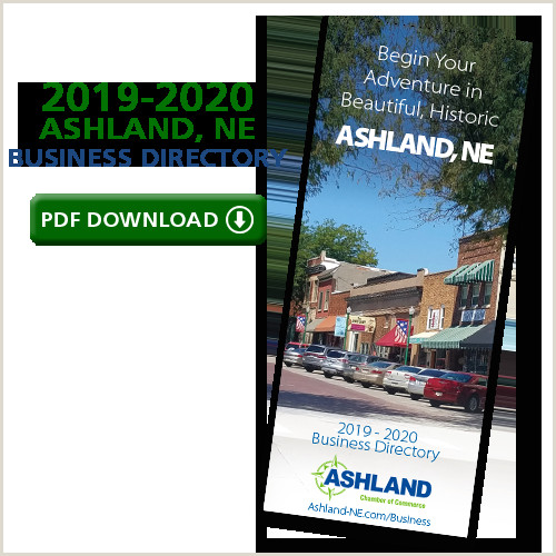 City of Ashland 2019 2020 Business Directory
