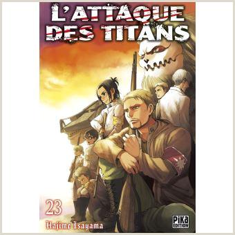 L Attaque des Titans Tome 23 L Attaque des Titans