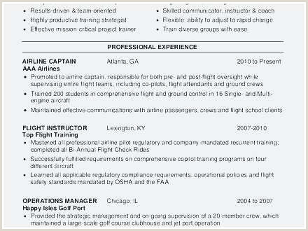 29 Resume format for Airlines Ground Staff