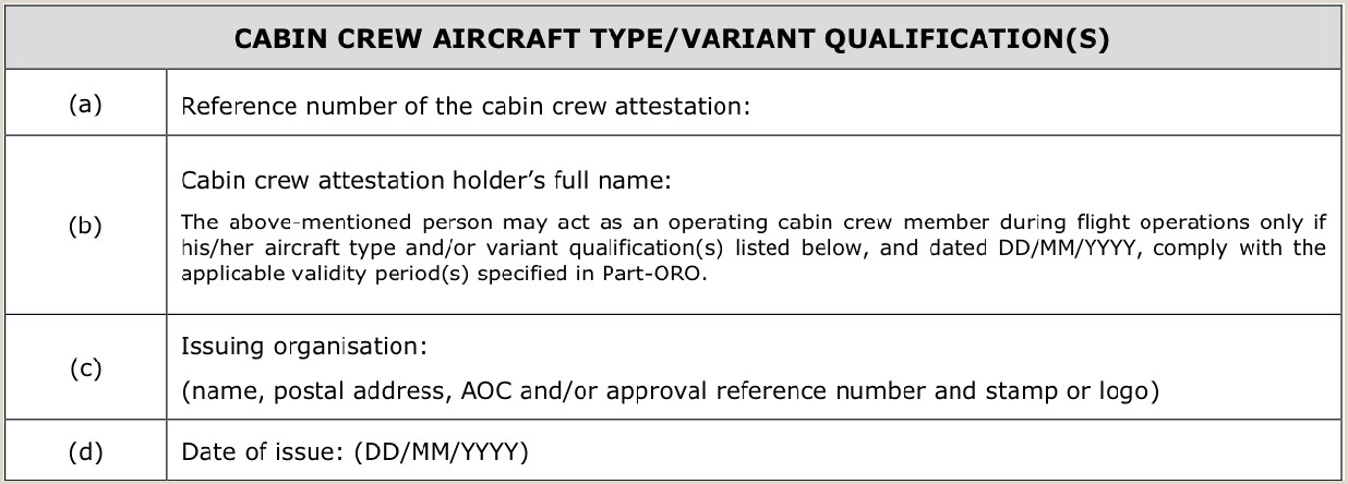 Cabin Crew Resume for Freshers British Airways Cabin Crew Faqs
