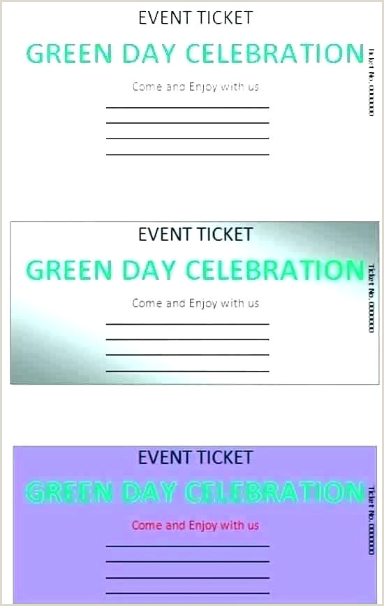 Car Wash Ticket Template Free Download Banquet Ticket Template