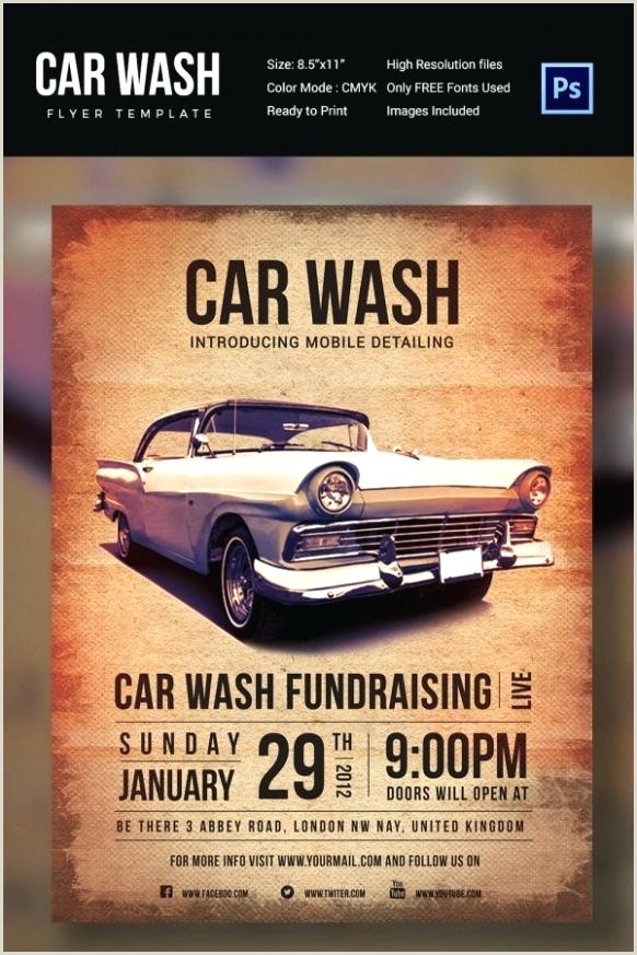 car wash fundraiser tickets template free – syncla