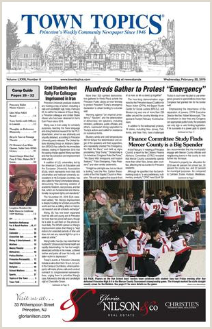 Card Of Thanks for Newspaper after Funeral town topics Newspaper February 20 by witherspoon Media