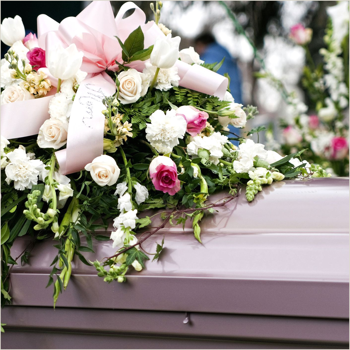 Card Of Thanks for Newspaper after Funeral What to Do with Funeral Flowers
