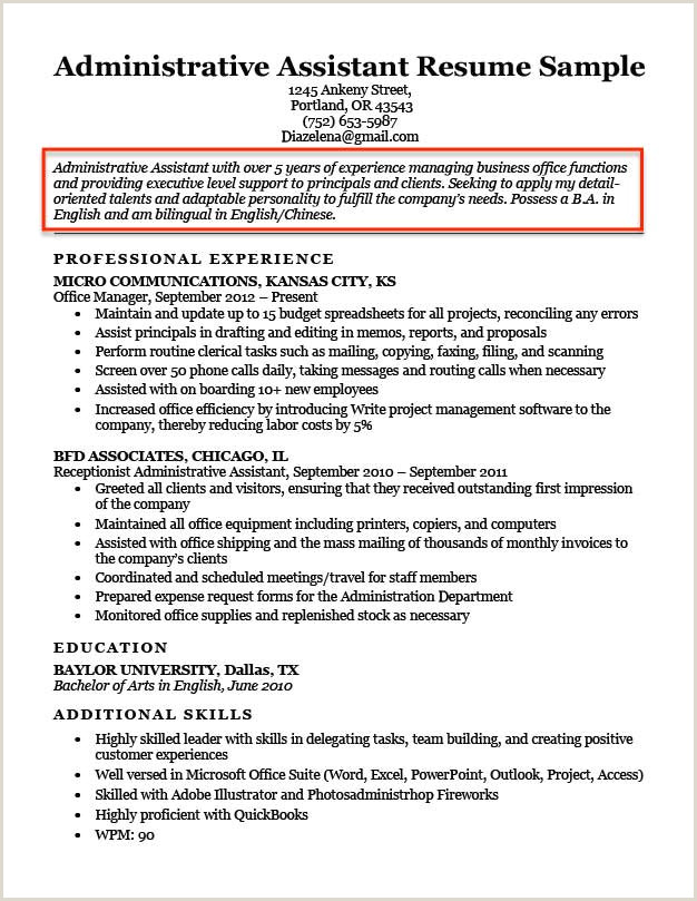 Career Builder Resume Sample Seeking An Internship Objective