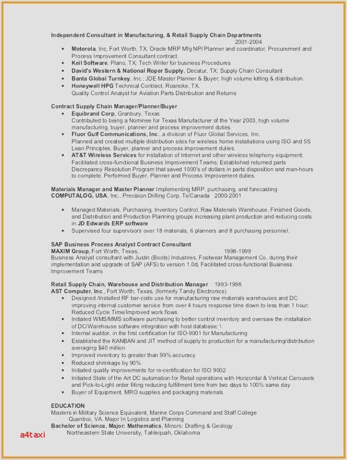 10 business analyst resume objective