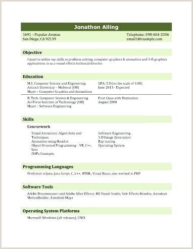 Sample Resume Objective For Mechanical Engineer Fresh