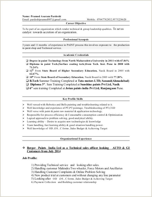 Customer Service Resume Example Professional Car Sales