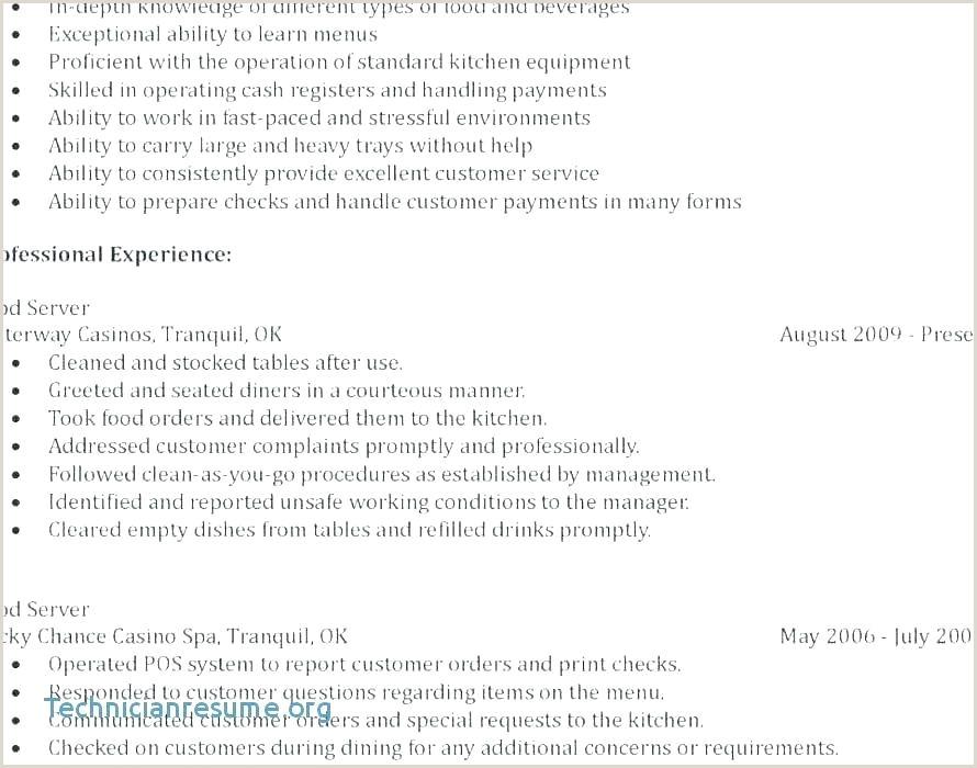 server objectives for resume – newskeyfo