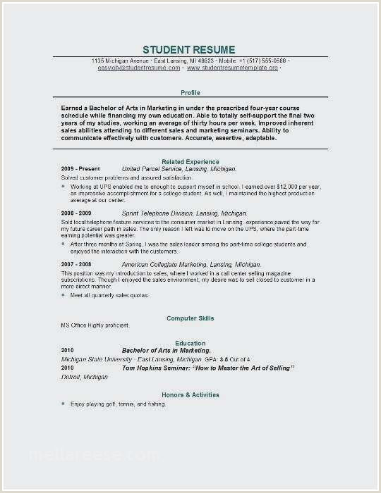 Marketing Quotes Best Awesome Resume 0d Marketing
