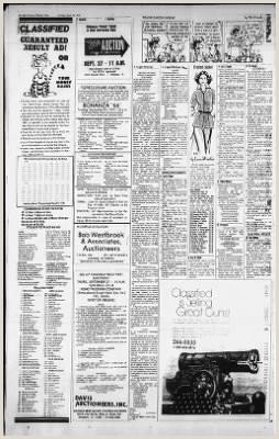 Casper Star Tribune from Casper Wyoming on September 23