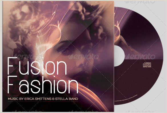 Cd Cover Design Template Psd Free Download Cd Cover Template 51 Free Psd Eps Word format Download