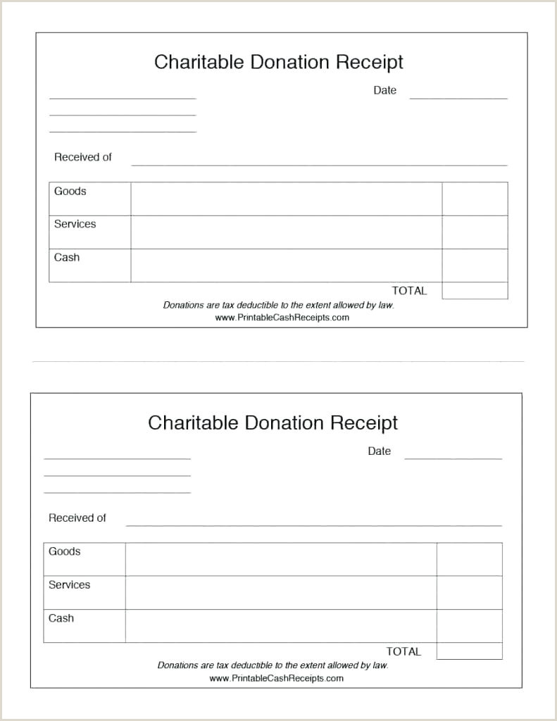 Charitable Donation Tracking Spreadsheet Donation form Template – Highendpaper