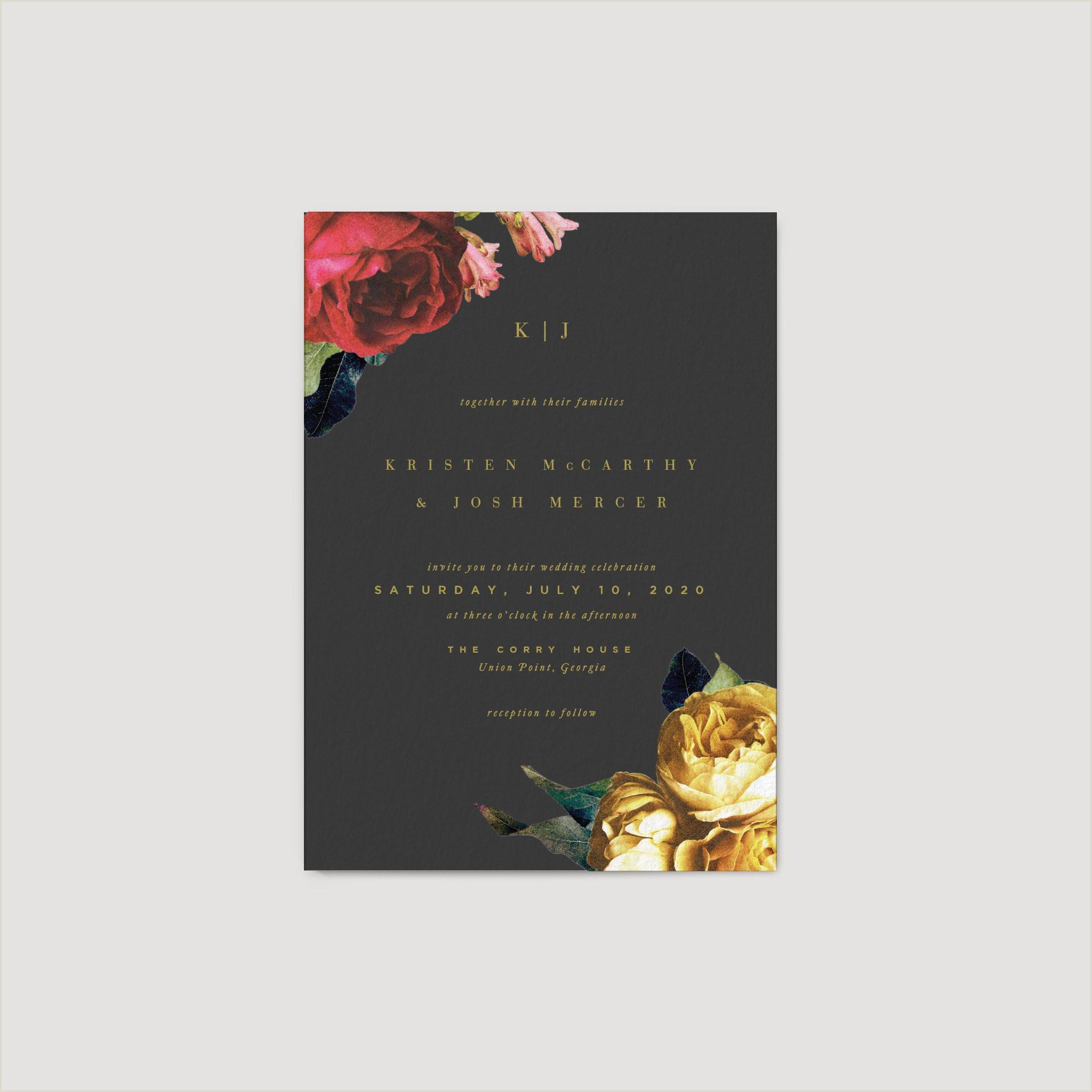 Cheap Send and Seal Wedding Invitations Wedding Invitations