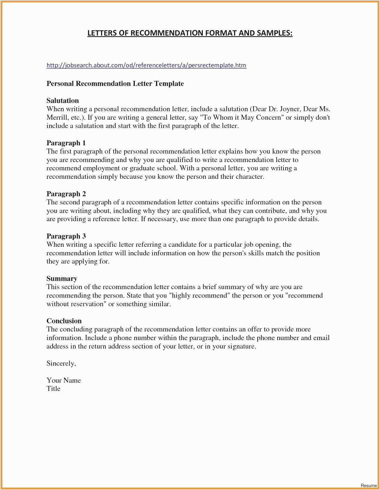 Free 56 General Resume Cover Letter Example Download