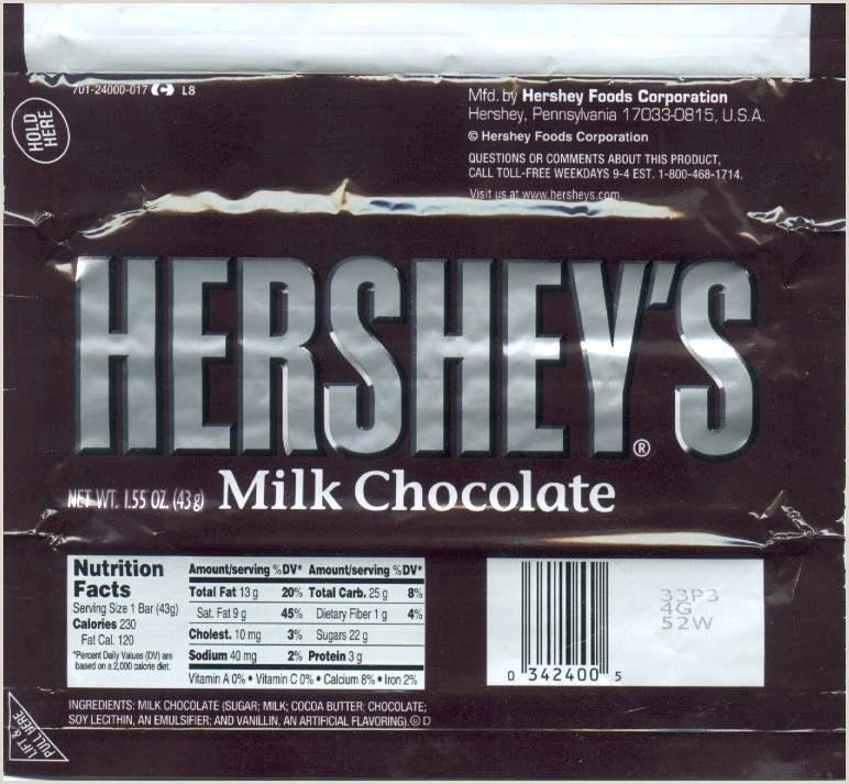 Chocolate Bar Wrapper Templates Chocolate Bar Wrapper Template – Inntegra