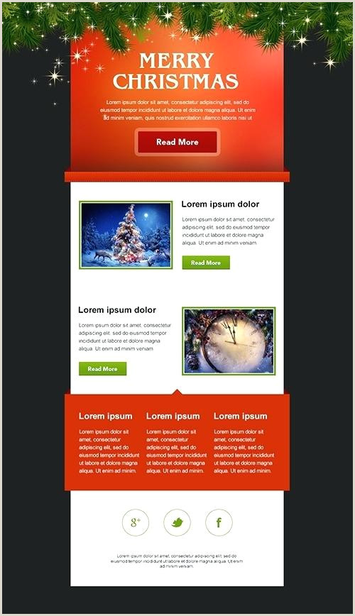 Christmas Email Signature Template Free Email Template Psd – Enjoyathome